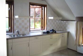 Badkamer en keuken